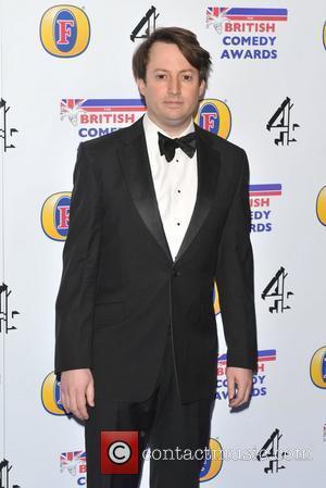 David Mitchell British Comedy Awards 2010 held at the Indigo2, The O2 Arena London, England - 22.01.11