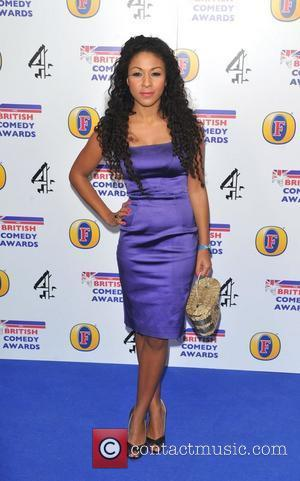 Kathryn Drysdale British Comedy Awards 2010 held at the Indigo2, The O2 Arena London, England - 22.01.11