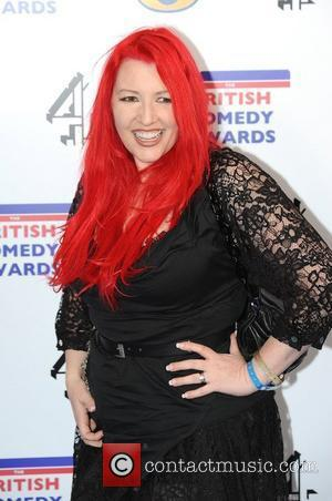 Jane Goldman British Comedy Awards 2010 held at the Indigo2, The O2 Arena London, England - 22.01.11