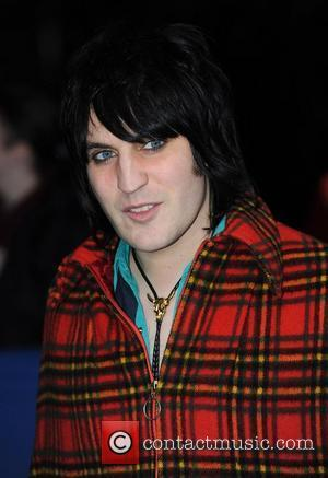 Noel Fielding British Comedy Awards 2010 held at the Indigo2, The O2 Arena London, England - 22.01.11