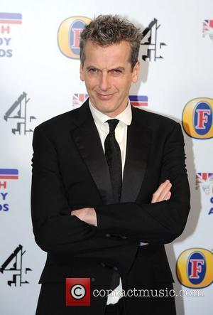Peter Capaldi British Comedy Awards 2010 held at the Indigo2, The O2 Arena London, England - 22.01.11