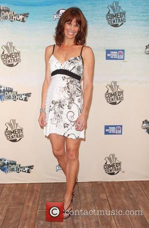 Alexandra Paul Comedy Central Roast Of David Hasselhoff held at Sony Pictures Studios - Arrivals Culver City, USA - 01.08.10