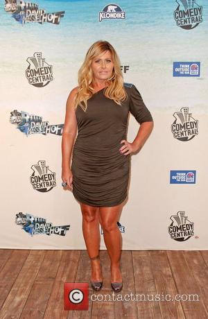 Nicole Eggert Comedy Central Roast Of David Hasselhoff held at Sony Pictures Studios - Arrivals Culver City, USA - 01.08.10