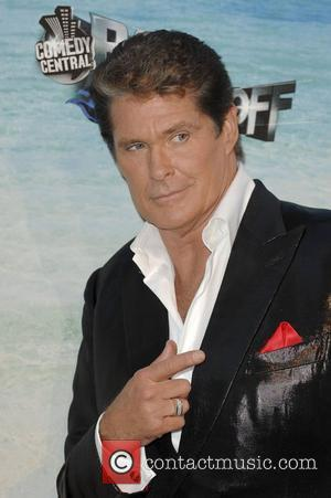 Hasselhoff Almost Missed Out On Dancing Show