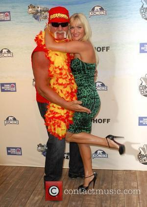 Hulk Hogan and David Hasselhoff
