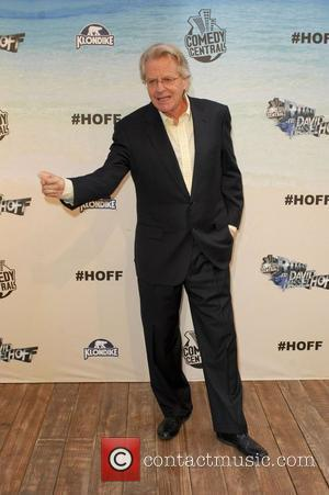 Jerry Springer  Comedy Central Roastof David Hasselhoff held at Sony Pictures Studios - Arrivals Culver City, USA - 01.08.10