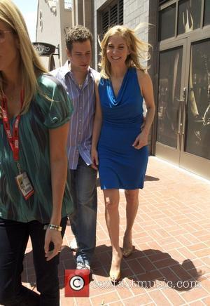 Elizabeth Mitchell visits the Hard Rock Cafe San Diego, California - 25.07.10