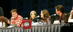 Rainn Wilson, Ellen Page, Liv Tyler and Nathan Fillion Comic Con 2010 held at the San Diego Convention Center -...