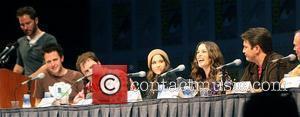 Rainn Wilson, Ellen Page and Liv Tyler