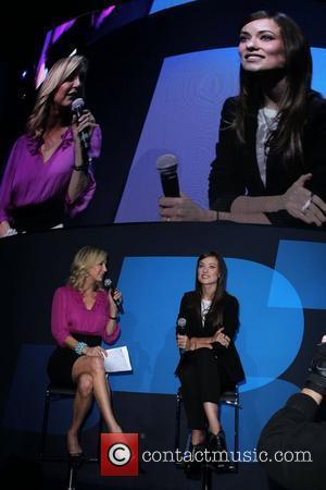 Lara Spencer, Las Vegas and Olivia Wilde