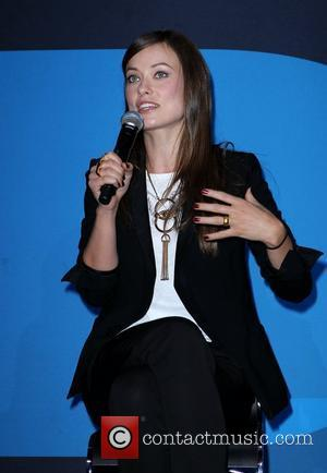 Olivia Wilde and Las Vegas