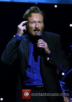 Conan O Brien 'Legally Prohibited From Being Funny On Television Tour' at The Pearl at The Palms Hotel Casino...