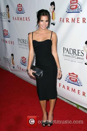 Josie Loren Padres Contra El Cancer's 25th Anniversary Gala held at the Hollywood Palladium - Arrivals Hollywood, California - 23.09.10