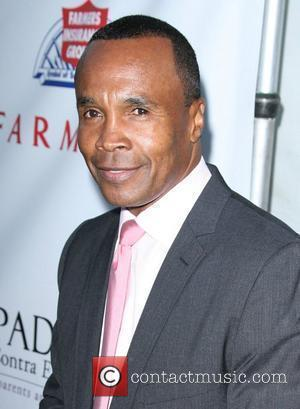 Sugar Ray Leonard and Palladium