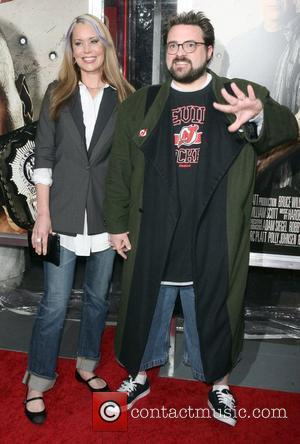 Directot Kevin Smith and Kevin Smith