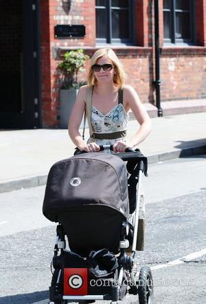 Jane Danson 'Coronation Street' cast members arriving at Granada Studios Manchester, England - 30.06.10