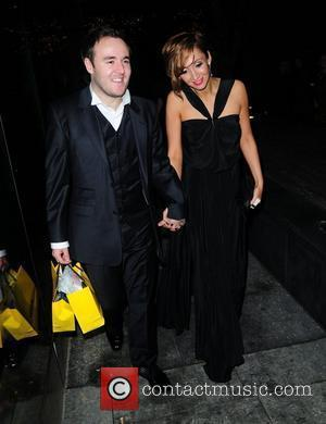 Alan Halsall and Lucy-Jo Hudson 'Coronation Street' 50th Anniversary Ball held at the Machester Hilton hotel Manchester, England - 10.12.10