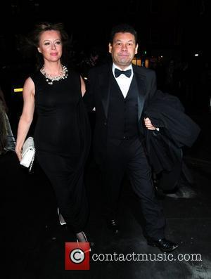 Craig Charles 'Coronation Street' 50th Anniversary Ball held at the Machester Hilton hotel Manchester, England - 10.12.10