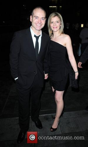 Jane Danson and Robert Beck 'Coronation Street' 50th Anniversary Ball held at the Machester Hilton hotel Manchester, England - 10.12.10