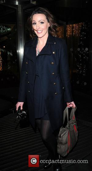 Suranne Jones 'Coronation Street' 50th Anniversary Ball held at the Machester Hilton hotel Manchester, England - 10.12.10