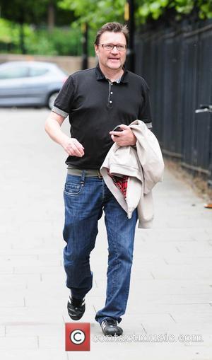 Ian Puleston-Davies  'Coronation Street' cast members arriving at Granada Studios Manchester, England - 07.07.10