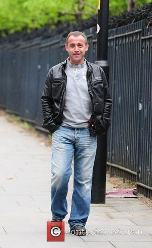Michael Le Vell Coronation Street stars arriving at the Granada studios Manchester, England - 29.04.10