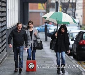 Chris Gascoyne, Alison King, Coronation Street and Kate Ford