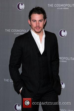 Channing Tatum, Celebration and Las Vegas