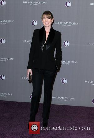 Ellen Pompeo, Celebration and Las Vegas