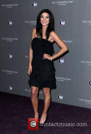 Jessica Szohr   The Cosmopolitan Grand Opening and New Year's Eve Celebration at Marquee Nightclub in The Cosmopolitan Las...