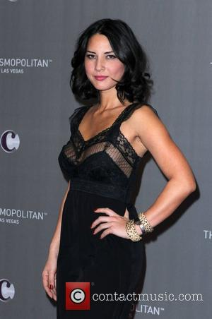 Olivia Munn, Celebration and Las Vegas