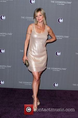Teri Polo   The Cosmopolitan Grand Opening and New Year's Eve Celebration at Marquee Nightclub in The Cosmopolitan Las...