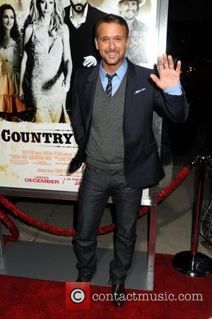 Tim McGraw Screening of 'Country Strong' held at Mann's Village theatre - Arrivals  Los Angeles, California - 14.12.10