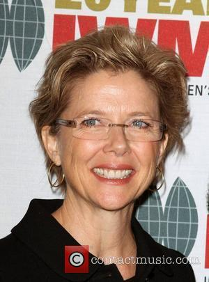 Annette Bening and Women