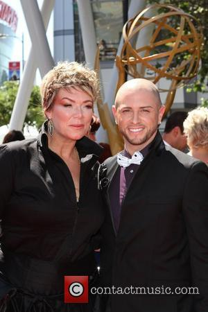 Mia Michaels and Brian Friedman