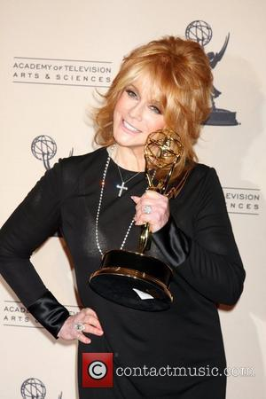 Ann-Margret 2010 Creative Arts Emmy Awards held at Nokia Theatre L.A. LIVE - Press Room Los Angeles, California - 21.08.10
