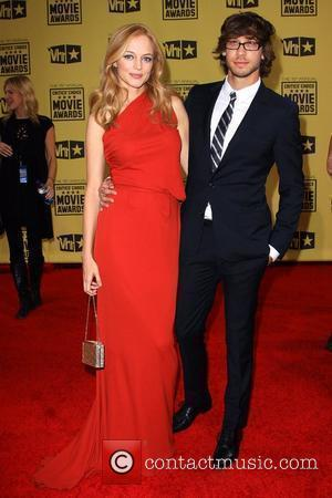 Heather Graham and boyfriend Yaniv Raz  15th Annual Critics' Choice Movie Awards at the Hollywood Palladium Los Angeles, California...
