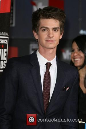 Andrew Garfield and Palladium
