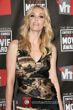 Leslie Bibb 16th Annual Critics' Choice Awards held at the Hollywood Palladium - Arrivals Hollywood, California - 14.01.11