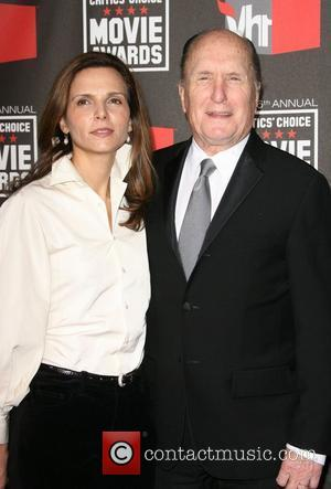 Robert Duvall and Guest 16th Annual Critics' Choice Awards held at the Hollywood Palladium - Arrivals Hollywood, California - 14.01.11