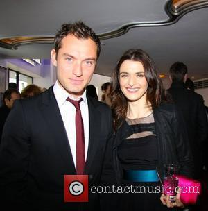 Jude Law and Rachel Weisz