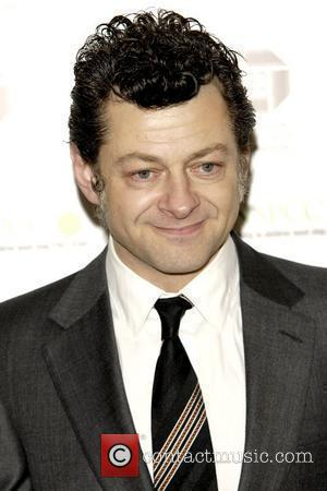 Andy Serkis The London Critics' Circle Film Awards at The Landmark Hotel - Arrivals London, England - 18.02.10