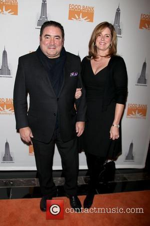 Emeril Lagasse and Mario Batali