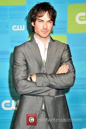 Ian Somerhalder 2010 The CW Network UpFront at Madison Square Garden - Arrivals New York City, USA - 20.05.10