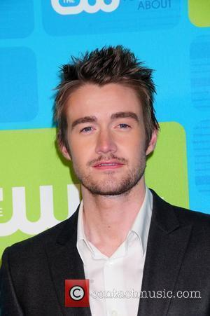 Robert Buckley 2010 The CW Network UpFront at Madison Square Garden - Arrivals New York City, USA - 20.05.10