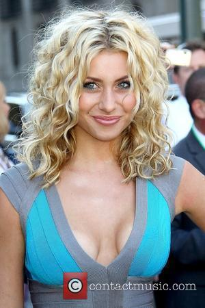 Alyson Michalka 2010 The CW Network UpFront at Madison Square Garden - Outside Arrivals New York City, USA - 20.05.10
