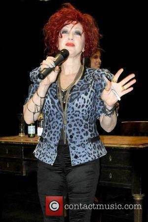 Cyndi Lauper signs copies of her new album 'Memphis Blues' at Indigo Bookstore in the Manulife Centre Toronto, Canada -...