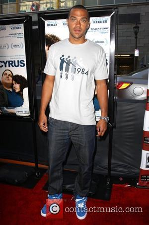 Jesse Williams 2010 Los Angeles Film Festival - 'Cyrus' Gala Screening - held at Regal 14 at LA Live Downtown...