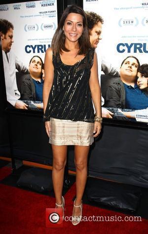 Marisol Nichols 2010 Los Angeles Film Festival - 'Cyrus' Gala Screening - held at Regal 14 at LA Live Downtown...