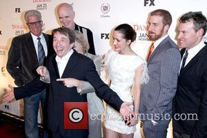 Ted Danson, Glenn Close and Rose Byrne